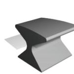 Banca Modular M-40 Dimensiones:50*45*35cm