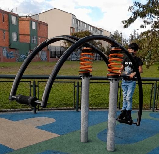 parque niño infantil